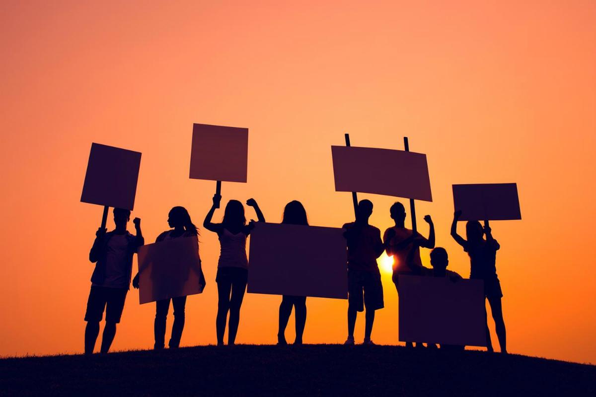 Diventa attivista