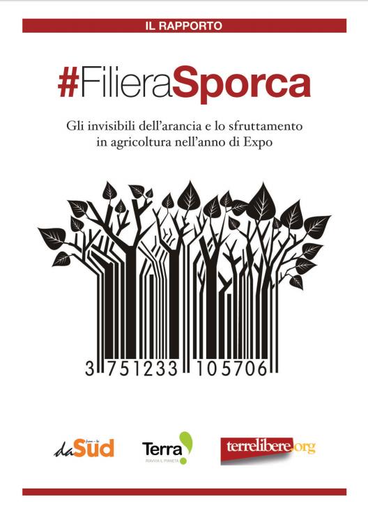 Filiera Sporca 1 cover